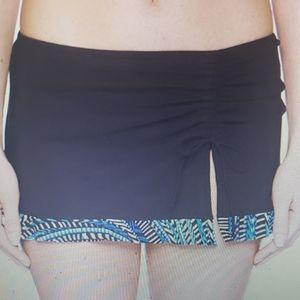 Profile by Gottex Blue Nile Skirt bikini bottom